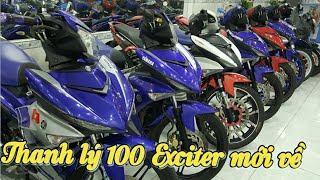 Thanh Lý 150 Chiếc Exciter, Winner Mới Về Xe Máy Giá Rẻ