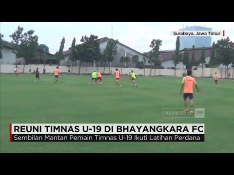 Reuni Timnas U-19 Di Bhayangkara FC #1