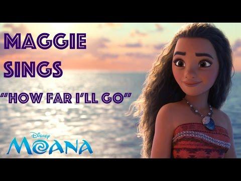 download lagu Equip Sings How Far I`ll Go From Disney`s Moana gratis