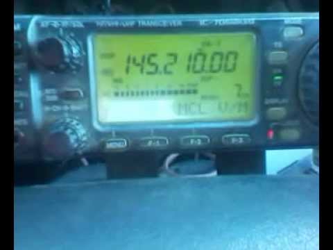Silent Key ham radio operator is back on the air. A Tribute to Tom WA6SEK.