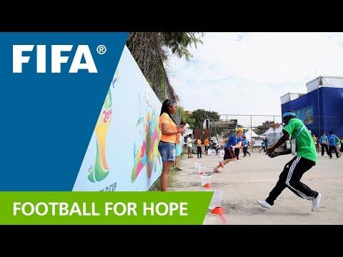 Football for Hope Festival 2014