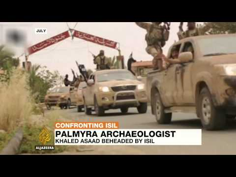 ISILbelieved to have killed renowned archaeologist in Palmyra