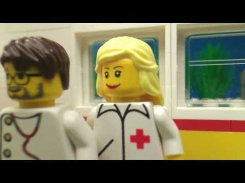 LEGO Skateboard Crashes Music Videos