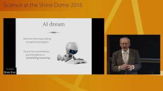 Prof Toby Walsh - The dream of artificial intelligence