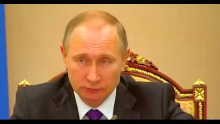 Владимир Путин цитирует Высоцкого: Обнажил я бицепс ненароком даже снял для верности пиджак