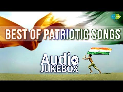 Best Of Patriotic Songs   Republic Day Special   Jukebox