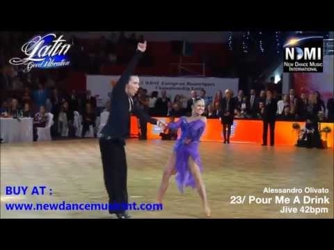 Ndmi : Latin Good Vibration (new Cd Dancesport 2013) video