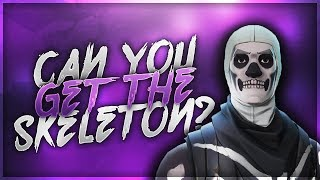 Fortnite Account With Skull Trooper