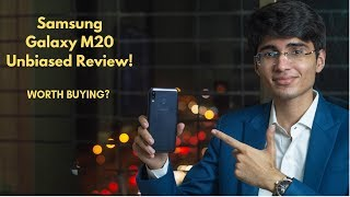 SAMSUNG GALAXY M20 BRUTALLY HONEST REVIEW! - Watch This Before Buying