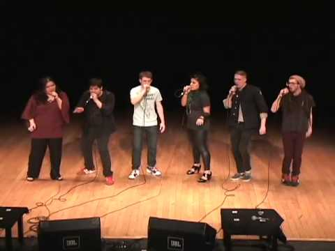 Damaged apb Kelso - the anti-a cappella band