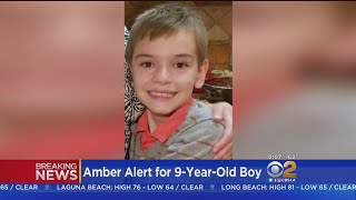 Amber Alert Issued For Boy After Murder In Santa Maria