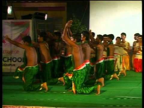 Vande Mataram Annual Day Performance video