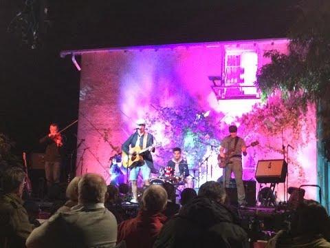 revilobande - concert jazz manouche chanson française