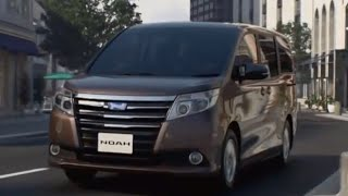 Toyota Nav1 2015 New Official Video (Noah)
