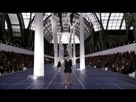 Thumbnail of video Chromatics Chanel Fashion Show Spring-Summer 2013