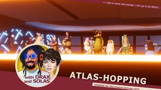 LIVE from [BETA] 114 Harvest: Atlas Hopping Episode 83 [Stereowave here we come]