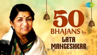 Top 50 Bhajans By Lata Mangeshkar     50   Video J