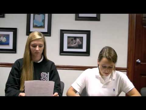 Severn Anchor News FT. Audrey Kaiser and Kaila Lewis
