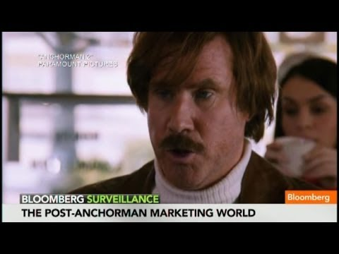 'Anchorman 2' Marketing Machine Sets New Precedent