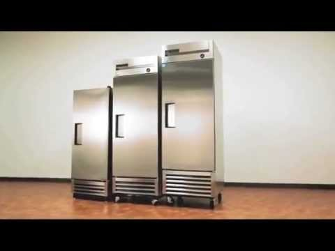 TRUE Mfg Reach-In Refrigerators & Freezer