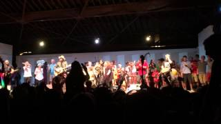 """""""Send Me On My Way"""" - Rusted Root - Hartwood Acres, Pittsburgh PA  9/6/2015"""