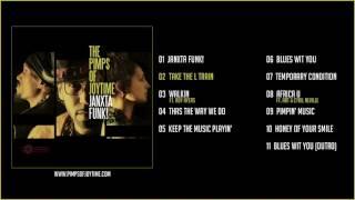 Pimps of Joytime - Janxta Funk! (Full Album)