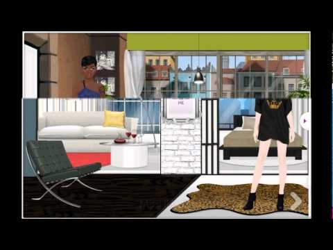 Stardoll Review - Dream Suite