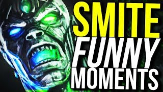 HOW TO OMNIPOTENCE! (Smite Funny Moments)
