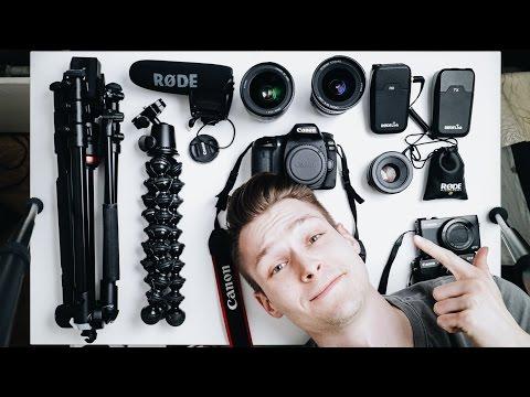 На что я снимаю? Canon 80D, G7X mark II