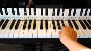 Mester Jacob, online-klaverundervisning