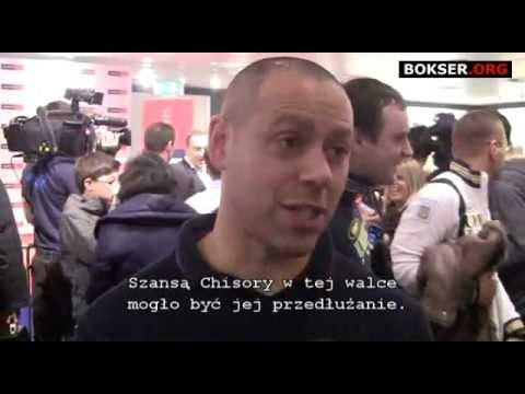 Adam Booth on (V&W) Klitschko, Chisora, Haye, more