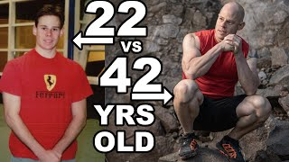 3 Reasons Why I'm In Better Shape at Age 42 Than I Was at Age 22