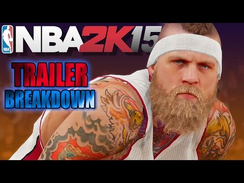 NBA 2K15 Full Gameplay Trailer BREAKDOWN! | Likes & Dislikes