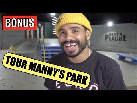 Tour Manny's Private Park (issue 5 bonus)