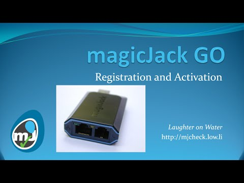 magic jack free registration