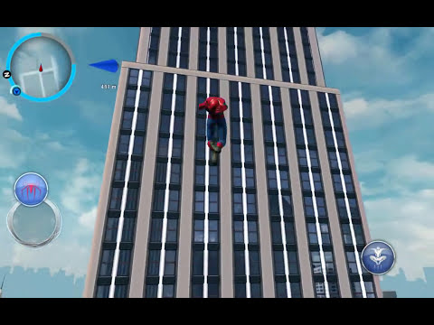 The Amazing Spider-Man 2 GamePlay•Review Español Android/iOS