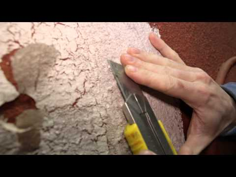 how to remove flaking clear coat