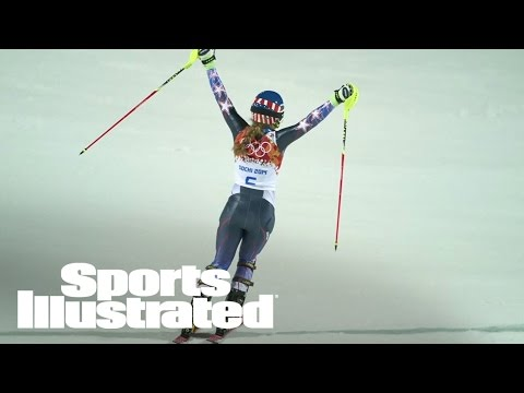 Behind the scenes: Mikaela Shiffrin's SI cover shoot
