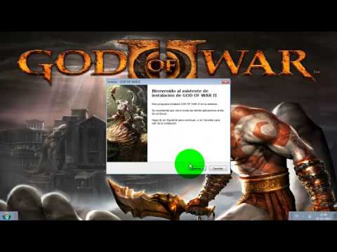como descargar e instalar God of War 2 para pc (sin emulador)