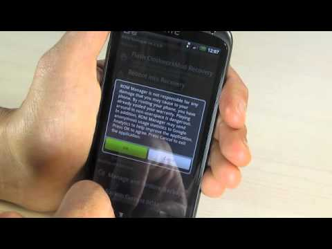 HTC Sensation Rooted - Sensation Root Review - On The Go Solutions