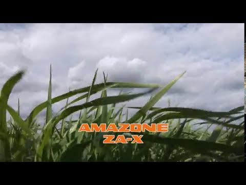 Abonadora AMAZONE, modelo ZA-M (Deltacinco)