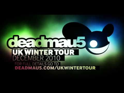 Deadmau5 UK Winter Tour 2010 Video