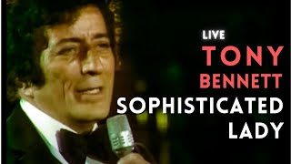 Watch Tony Bennett Sophisticated Lady video