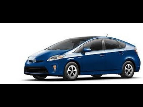 2014 Toyota Prius Test Drive/Review by
