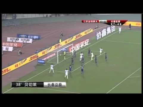 Jiangsu Sainty 0-2 Changchun Yatai