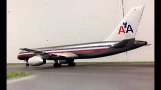 Boeing 757 American Airlines assembly