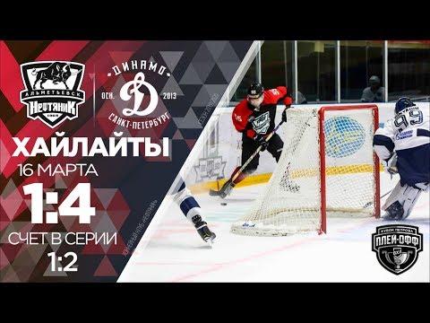 """16.03.2020. """"Нефтяник"""" - """"Динамо"""" 1:4"""
