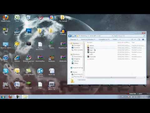 Minecraft 1.1 - Como instalar X-Ray MOD - ESPAÑOL