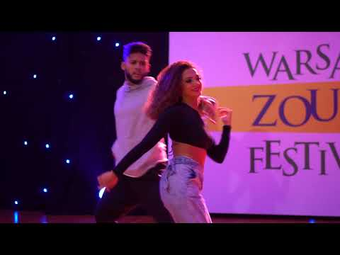 Zouk Soul in conversation with Aline & Charles @ Warsaw Zouk Festival 2018