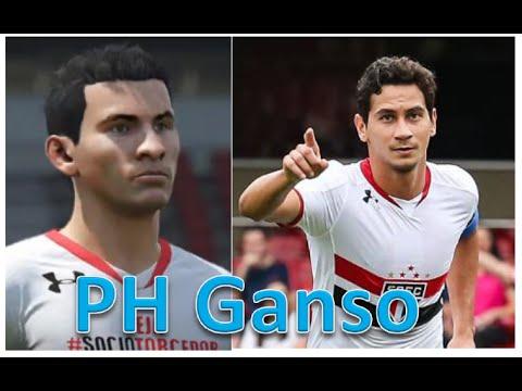 Paulo Henrique Ganso | VIRTUAL PRO LOOK A LIKE - FIFA 16